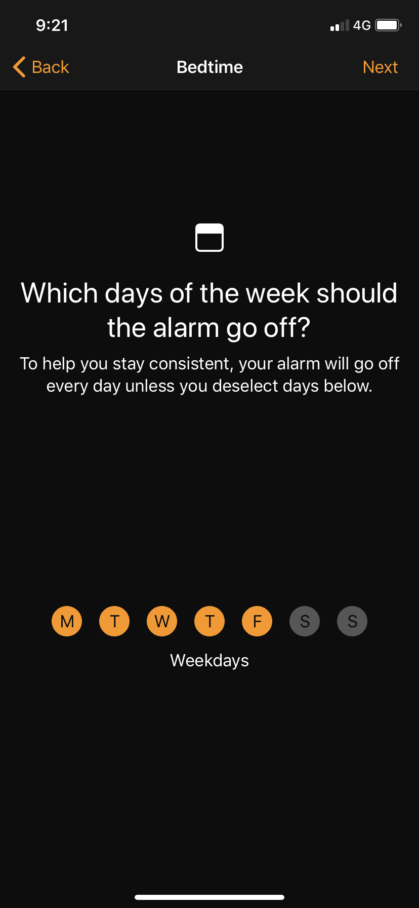 Onboarding on iOS by Apple Alarm from UIGarage
