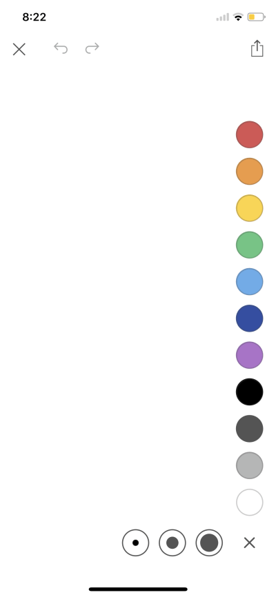Color Picker on iOS by Bear from UIGarage