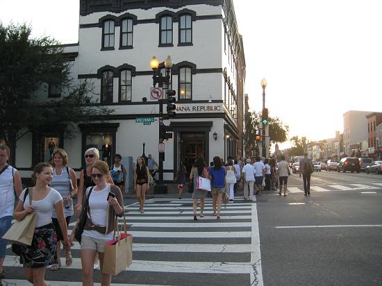 Georgetown Rental Apartments