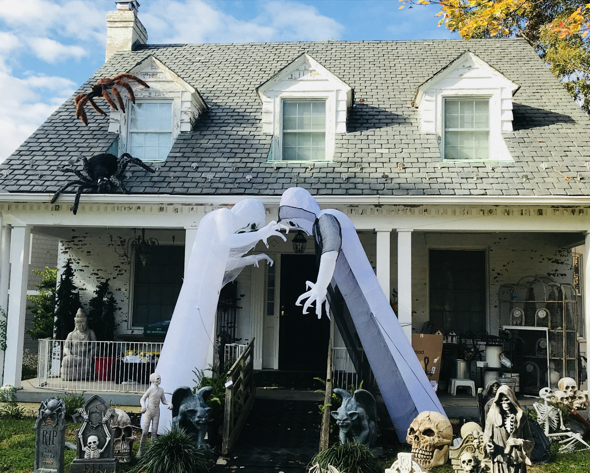 The Best Halloween Decorations Around Dc