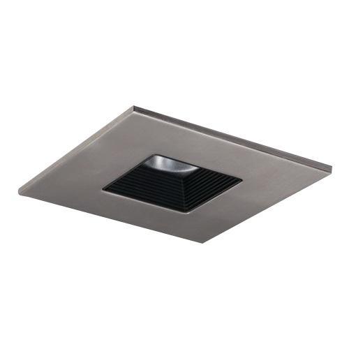 light trim square satin nickel ring solite