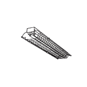 Simkar Lg48 Hinged Lamp Wire Guard 4 Ft For Ie Industrial
