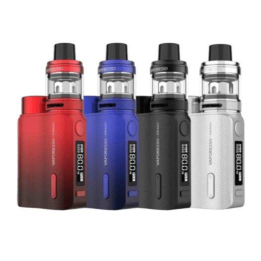 Best Single 18650 Battery Mod 2020 - Vaporesso Swag 2