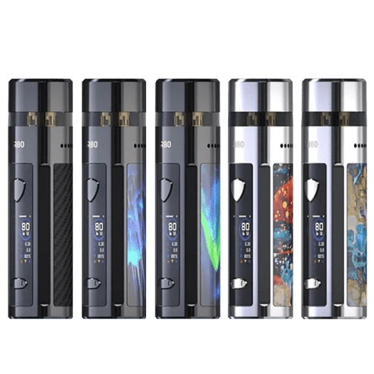Best Single 18650 Mods for 2020 - Wismec R80
