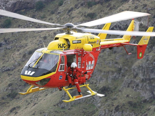 No one was injured when a BK117 rescue helicopter experienced a double engine power loss in 2014, but investigation into the incident yielded important lessons for pilots and operators. TAIC Photo