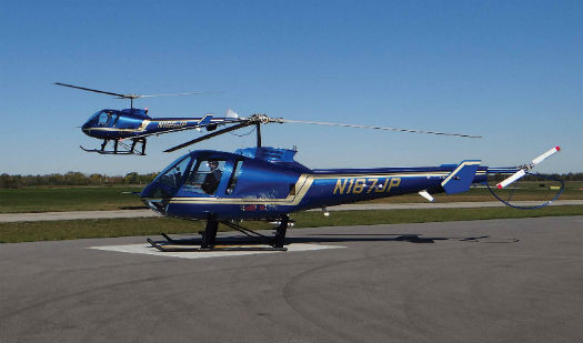 Enstrom has a unique entry path into China under the ownership of CGAG. Enstrom Photo