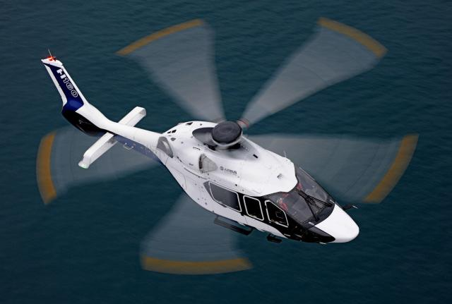 Airbus H160 helicopter