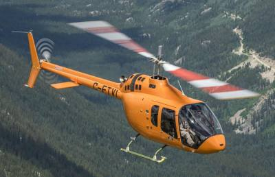 The Bell 505 Jet Ranger X will be produced at Bell Helicopter's facilities in Mirabel, Quebec. Bell Helicopter Photo