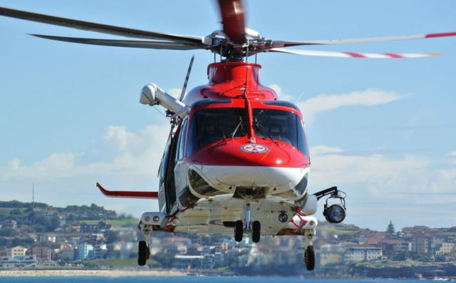 CHC's 10th year of flying AW139s in search-and-rescue, emergency medical service and oil-and-gas transfer brings a major milestone. CHC Photo
