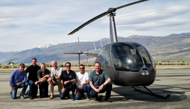 HELIMOB Destinations is currently in discussions with luxury travel specialists and operators around the world to expand its portfolio of destinations. HELIMOB Photo