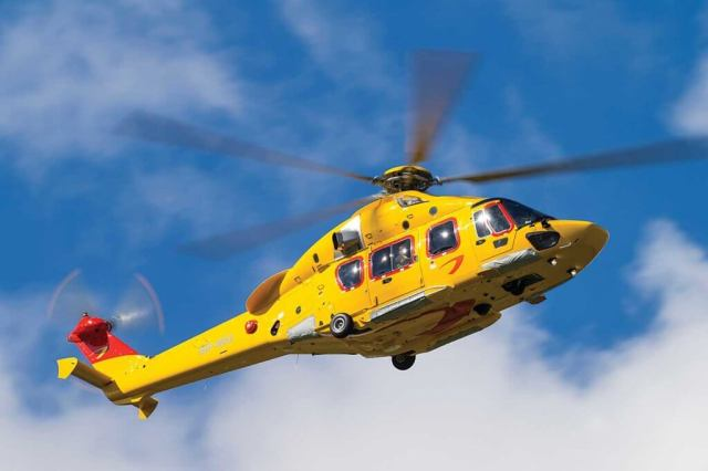 The Airbus H175 -- powered by the PT6C-67E. Airbus Photo