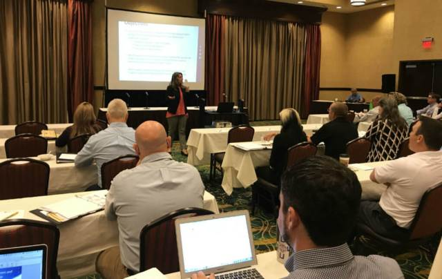 Metro's upper management hosted nearly all of its operations customers in Shreveport, Louisiana, for the second LEAD conference to spend their time discussing billing and reimbursement, air medical finance, marketing, competition, operational control and more. Metro Photo