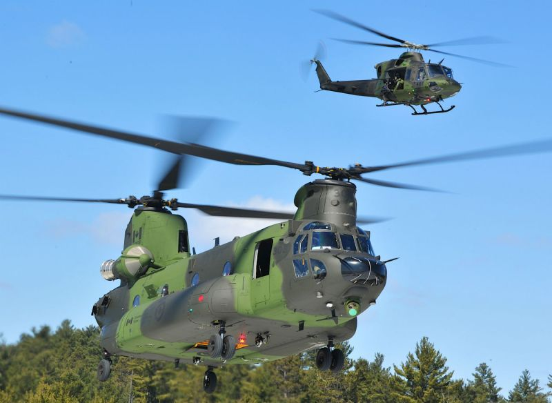 The RCAF has been analyzing options for either the midlife upgrade or complete replacement of its fleet of 95 CH-146 utility transport tactical helicopters. While various possibilities had been raised in briefings to industry and in interviews with media, attack helicopters were never mentioned as part of any plan. Mike Reyno Photo