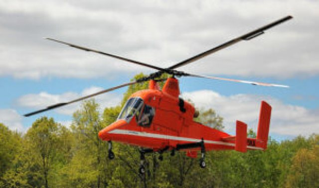 Delivery of the first two production aircraft to customer Lectern Aviation of China for a firefighting mission is scheduled to occur in the next few weeks. Kaman Photo