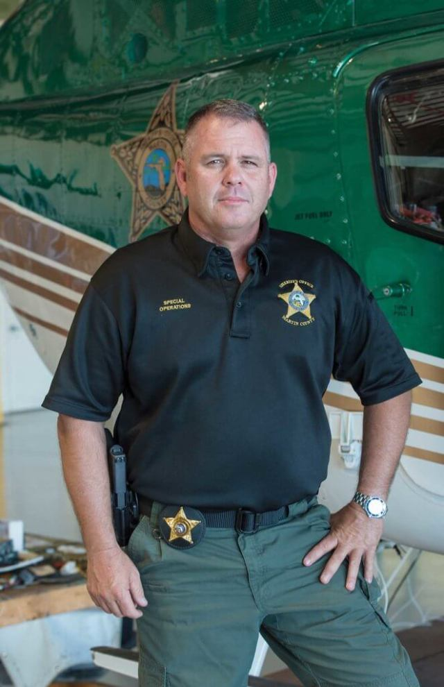 The Aviation Unit falls under MCSO Special Services Section commanded by Lieutenant Donald Plant.