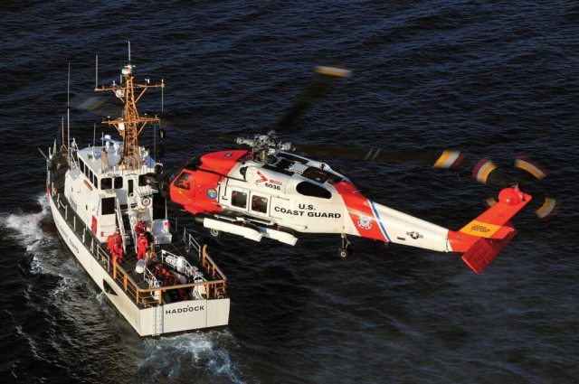 As a former Coast Guard pilot, Sikorsky's Mark Ward sees great potential for autonomy to enhance safety during SAR missions. Skip Robinson Photo