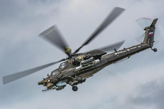 The Mi-28NE