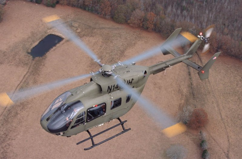 The UH-72A is assembled at the Airbus Helicopters Inc. facility in Columbus, Mississippi, by a workforce that is more than 40 percent U.S. military veterans. Airbus Photo