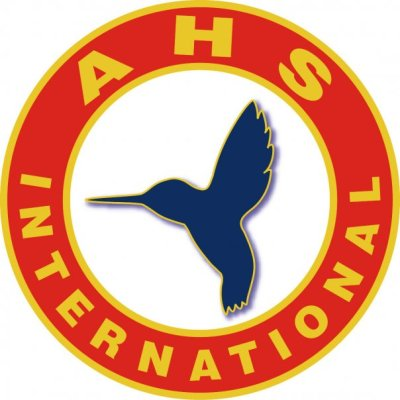 AHS International logo