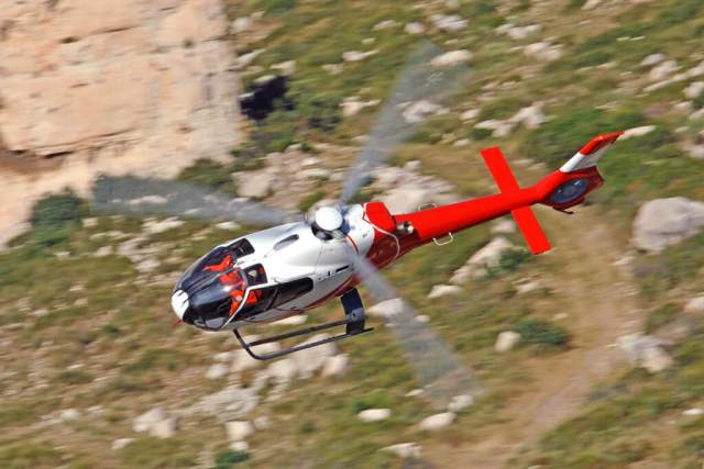 The last H120 was delivered in October from Airbus' factory in Marignane, France.
