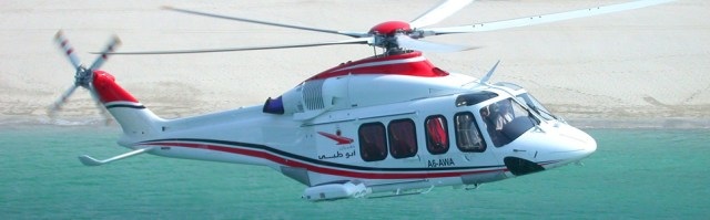 With over 140 AW139s ordered in the Middle East, this model has demonstrated extremely successful for a wide range of commercial and government roles across the region, and it has set new standards for offshore transport duties. Abu Dhabi Aviation Photo