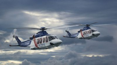 Heli Union is currently operating 8 AW139s in Africa and in Asia. Heli Union Image