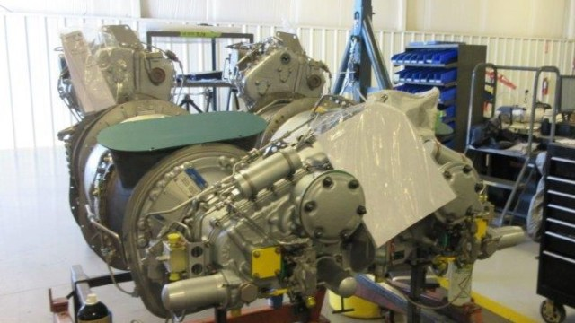 Optima Aero is offering a long term agreement in which it will lease Pratt & Whitney Canada PT6T-3B Twin Pac engines to UI Helicopter of South Korea. Optima Aero Photo