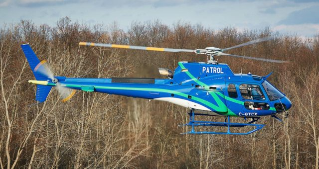The H125's range, low cabin noise, low vibration levels, and operational efficiency make it ideal for pipeline project support. Vitek Zawada Photo