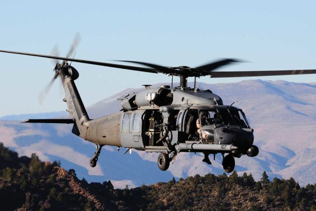 Designed in the 1970s, when the lessons of Vietnam were still fresh in the mind of Army decision-makers, the original Sikorsky UH-60A reflected an emphasis on occupant safety that has been carried forward into subsequent Black Hawk variants. Skip Robinson Photo