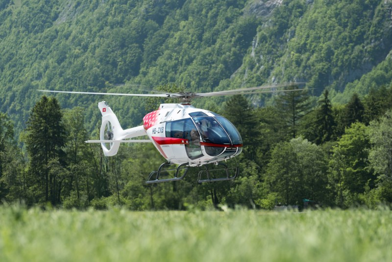 Swiss manufacturer Kopter is prioritizing the U.S. market for its upcoming SH09. Benjamin Dieckmann Photo