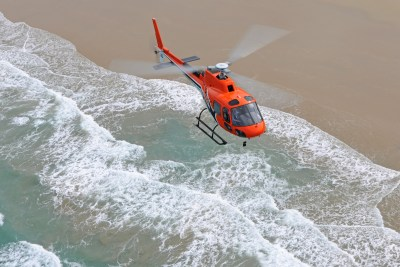 The helicopter data monitoring systems can be integrated on all Airbus helicopters not already equipped with the Helionix avionics suite -- such as the H125. Anthony Pecchi Photo
