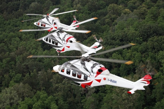 LCI will use the $55m financing to fund ongoing fleet expansion with six new Leonardo AW139 and AW169 helicopters.
