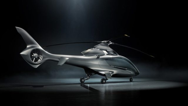 HX50 Hill Helicopters