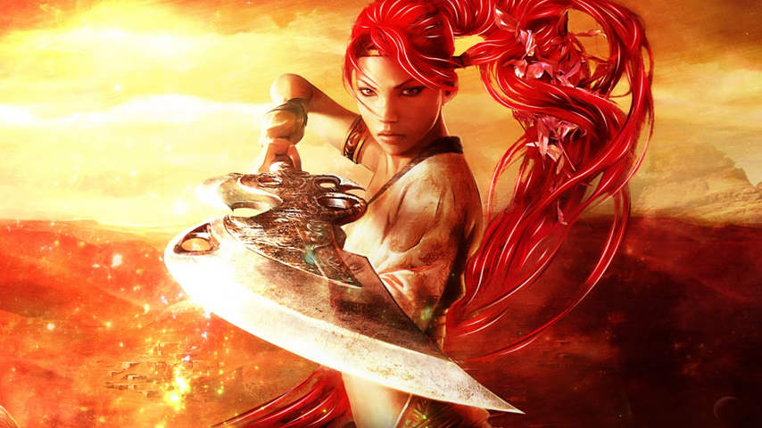 Image result for HEAVENLY SWORD