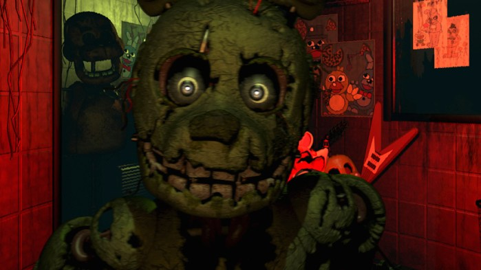 Five Night at Freddy's 3