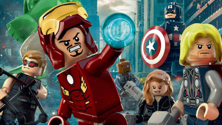 LEGO Marvel s Avengers NYCC video shows content culled from six     LEGO Marvel s Avengers NYCC video shows content culled from six Marvel  films   VG247