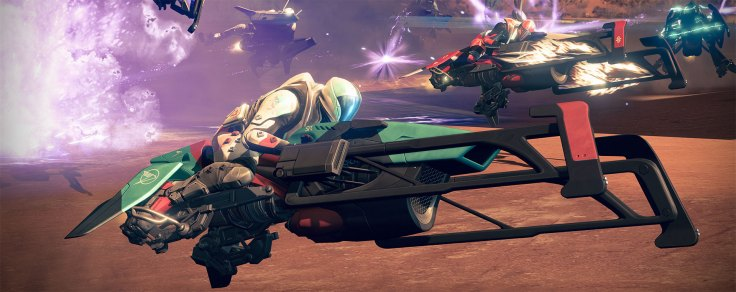 Image result for destiny sparrow racing