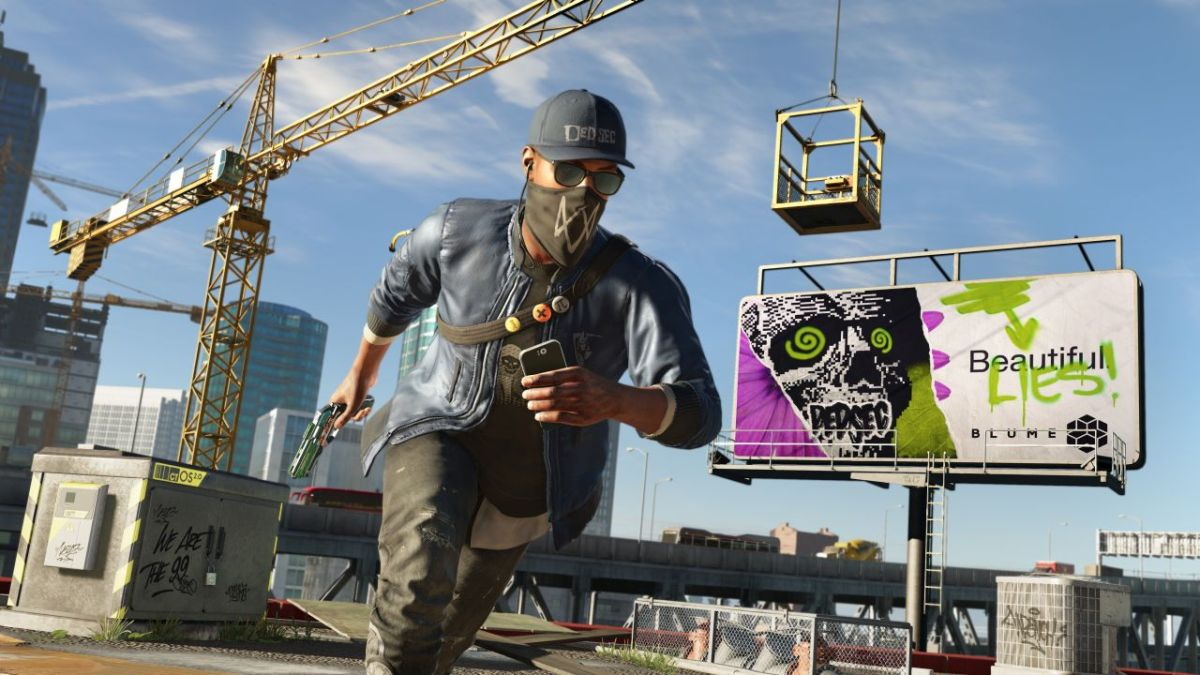 Image result for watch dogs 2 gameplay