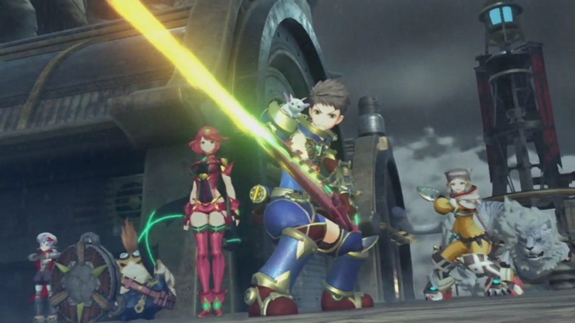 Nintendo E3 2017 Spotlight Xenoblade Chronicles 2