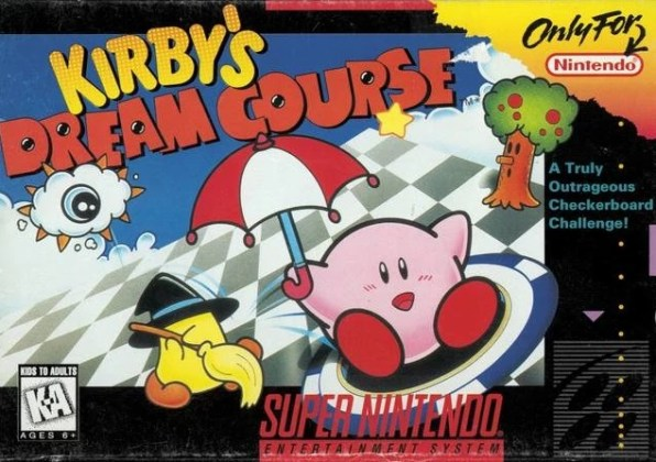 All the Nintendo SNES Classic Mini games rated from worst to best     kirby dream course snes