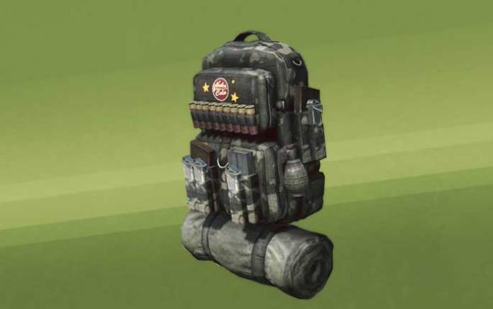 Image result for Modular Military Backpack Fallout 4