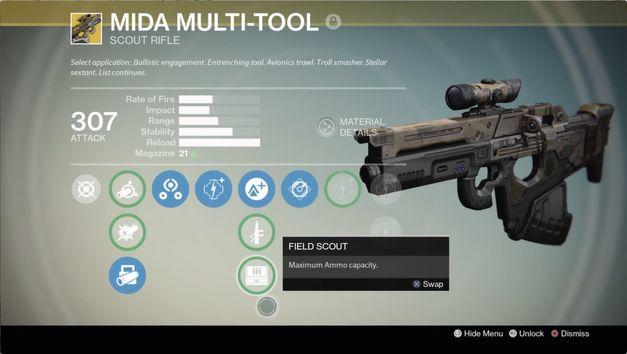 Image result for midas tool destiny 2