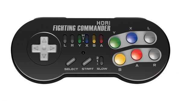 Контролер боевых действий Hori Nintendo