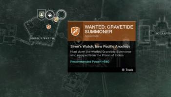 Destiny 2: Forsaken – how to complete the Arcadian Chord bounty