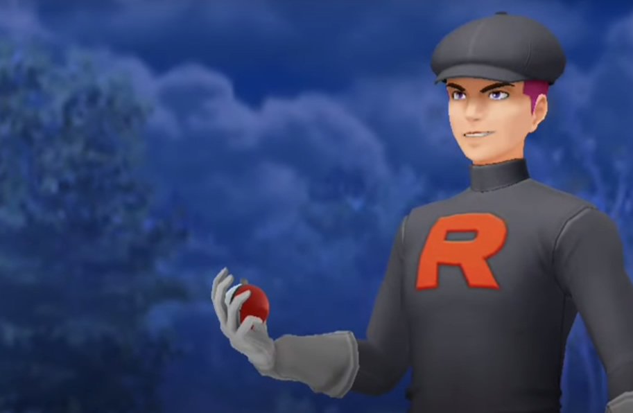 Pokemon Go Team Rocket invasion: rocket stops, rocket grunt
