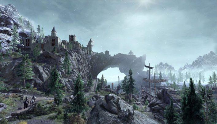 Elder Scrolls en ligne