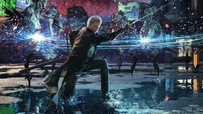Devil May Cry 5 Special Edition on Xbox Series S has no ray tracing