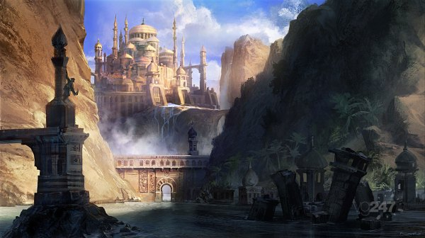 New Prince of Persia detailed, first images - VG247