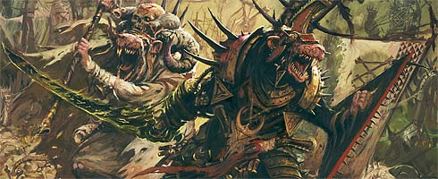 Warhammer Online Gets Playable Skaven New RvR Packs This
