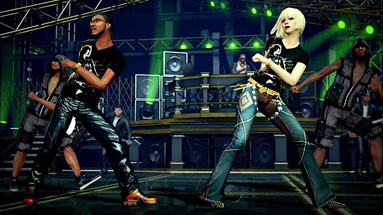 DanceEvolution Gets More DLC Demo VG247